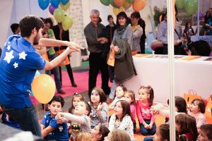 Participación Lorente Ortodoncia en Menuda Feria
