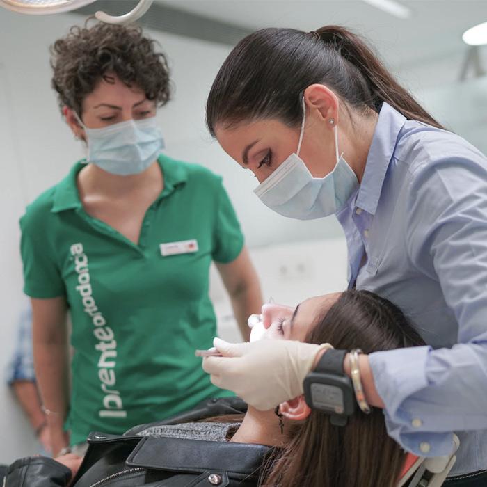Planificación proceso de ortodoncia
