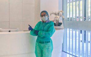 Doctora Carmen Lorente