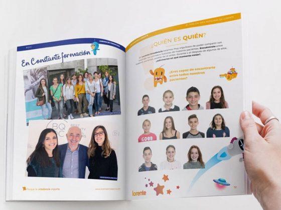 Revista Lorente Ortodoncia