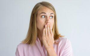 Halitosis con ortodoncia